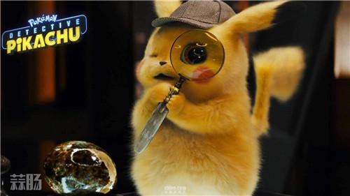 精灵宝可梦真人电影大侦探皮卡丘发布新1分钟预告 动漫 第2张