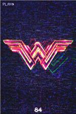DC新片《神奇女侠1984》曝光饭制海报,2020年6月5日北美上映