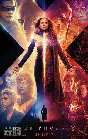 《X战警:黑凤凰》发布新电视预告,X战警史上最黑暗的电影? 动漫 第1张