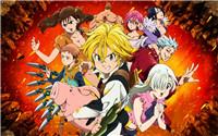 七大罪TV动画第三季到来,定于十月开播