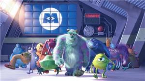 皮克斯怪兽系列再添一员,第三作《怪兽上班》预计明年推出