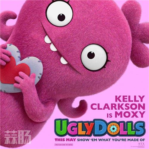 另一种方式的萌,《丑娃娃》5月31日让你感受别样之萌 动画电影 玩具 丑娃娃 动漫  第1张