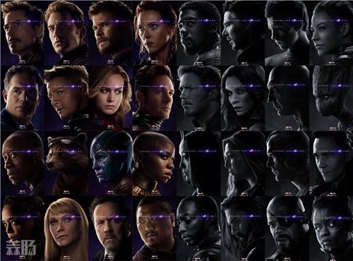 《复仇者联盟4:终局之战》上映在即,漫威公布新一轮角色海报 动漫 第13张
