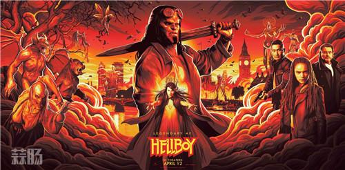 《地狱男爵3:血皇后崛起》口碑不佳,烂番茄新鲜度仅有10% 动漫 第1张
