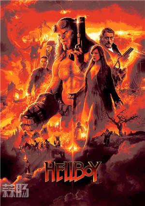 《地狱男爵3:血皇后崛起》口碑不佳,烂番茄新鲜度仅有10% 动漫 第3张