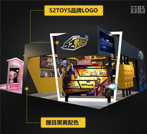 52TOYS参展2019 STS 众多新品抢先看 模玩 第3张