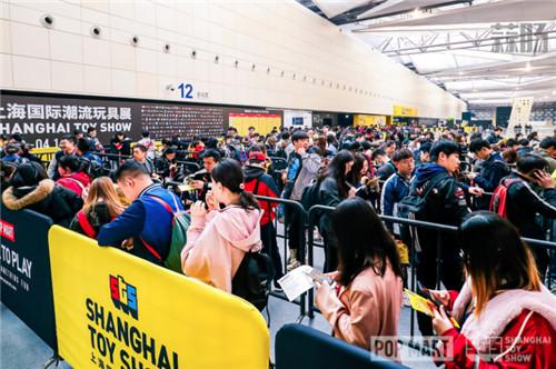 2019上海国际潮流玩具展圆满落幕数万粉丝点燃魔都! 模玩 第1张