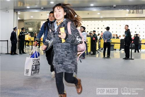 2019上海国际潮流玩具展圆满落幕数万粉丝点燃魔都! 模玩 第2张