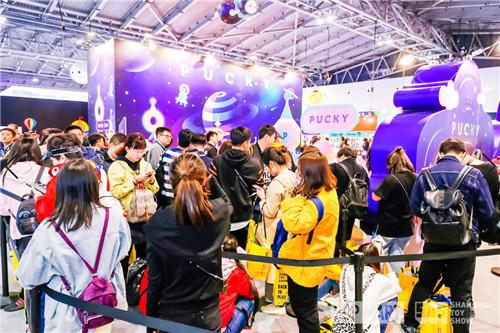 2019上海国际潮流玩具展圆满落幕数万粉丝点燃魔都! 模玩 第3张