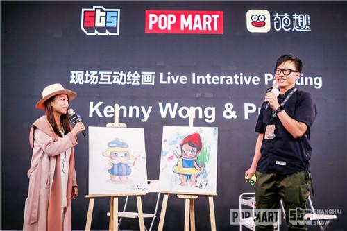 2019上海国际潮流玩具展圆满落幕数万粉丝点燃魔都! 模玩 第7张