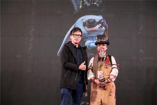 2019上海国际潮流玩具展圆满落幕数万粉丝点燃魔都! 模玩 第8张