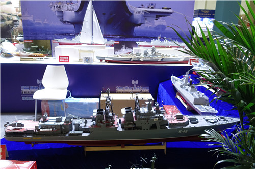 第二十届中国国际模型博览会展前媒体日返图 精美模型抢先看 模玩 第4张