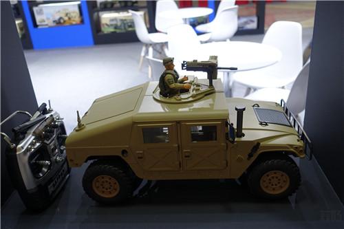 第二十届中国国际模型博览会展前媒体日返图 精美模型抢先看 模玩 第14张
