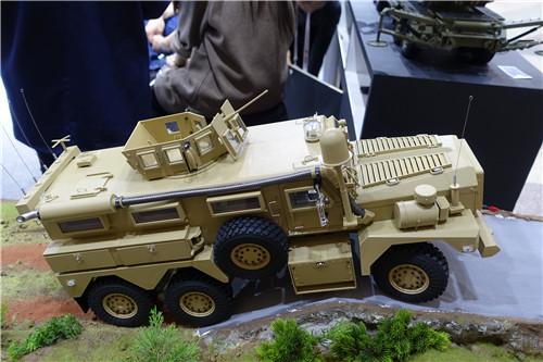 第二十届中国国际模型博览会展前媒体日返图 精美模型抢先看 模玩 第15张