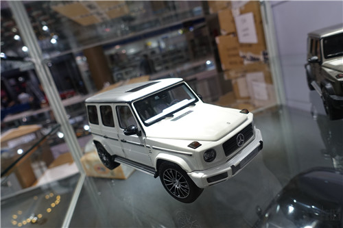 第二十届中国国际模型博览会展前媒体日返图 精美模型抢先看 模玩 第38张