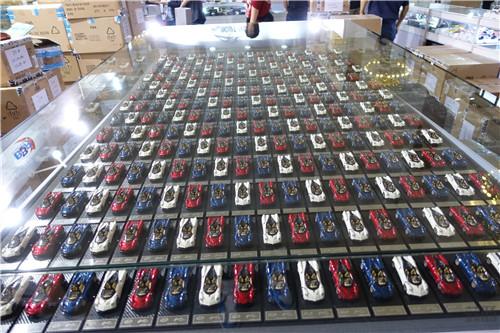 第二十届中国国际模型博览会展前媒体日返图 精美模型抢先看 模玩 第39张