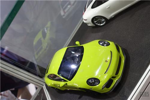 第二十届中国国际模型博览会展前媒体日返图 精美模型抢先看 模玩 第42张