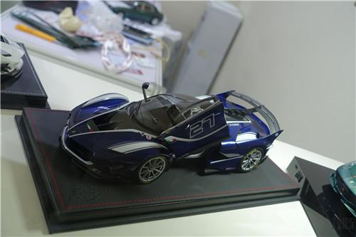 第二十届中国国际模型博览会展前媒体日返图 精美模型抢先看 模玩 第43张