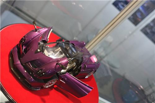 第二十届中国国际模型博览会展前媒体日返图 精美模型抢先看 模玩 第47张