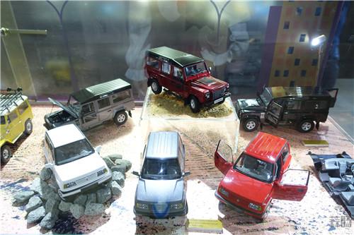 第二十届中国国际模型博览会展前媒体日返图 精美模型抢先看 模玩 第44张