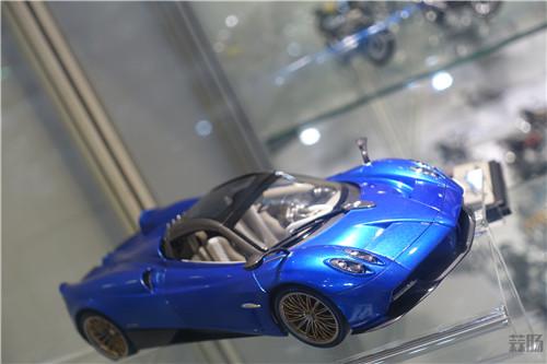 第二十届中国国际模型博览会展前媒体日返图 精美模型抢先看 模玩 第48张