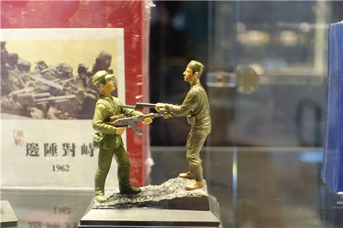 第二十届中国国际模型博览会展前媒体日返图 精美模型抢先看 模玩 第34张