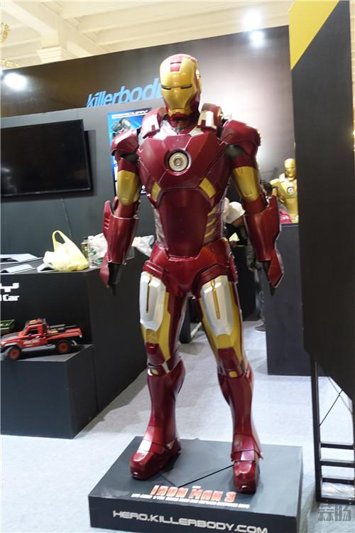 第二十届中国国际模型博览会展前媒体日返图 精美模型抢先看 模玩 第25张