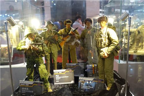 第二十届中国国际模型博览会展前媒体日返图 精美模型抢先看 模玩 第33张