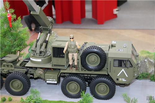 第二十届中国国际模型博览会首日返图 硬派依旧 兵人 军模 合金车模 变形金刚 车模 模玩 模型 第二十届中国国际模型博览会 模玩  第11张