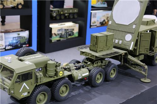 第二十届中国国际模型博览会首日返图 硬派依旧 兵人 军模 合金车模 变形金刚 车模 模玩 模型 第二十届中国国际模型博览会 模玩  第13张
