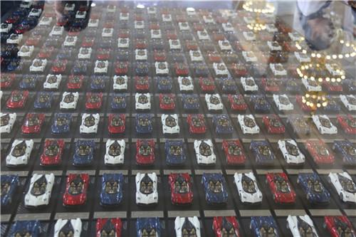 第二十届中国国际模型博览会首日返图 硬派依旧 模玩 第3张