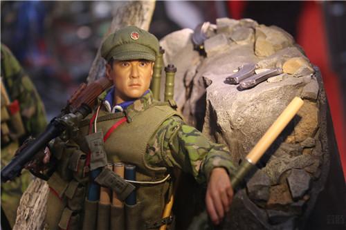 第二十届中国国际模型博览会首日返图 硬派依旧 兵人 军模 合金车模 变形金刚 车模 模玩 模型 第二十届中国国际模型博览会 模玩  第15张