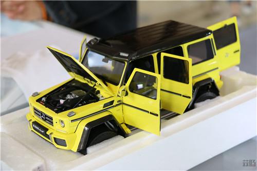 第二十届中国国际模型博览会首日返图 硬派依旧 模玩 第1张