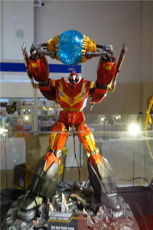 第二十届中国国际模型博览会首日返图 硬派依旧 兵人 军模 合金车模 变形金刚 车模 模玩 模型 第二十届中国国际模型博览会 模玩  第17张