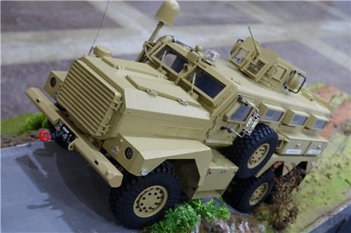 第二十届中国国际模型博览会首日返图 硬派依旧 兵人 军模 合金车模 变形金刚 车模 模玩 模型 第二十届中国国际模型博览会 模玩  第6张
