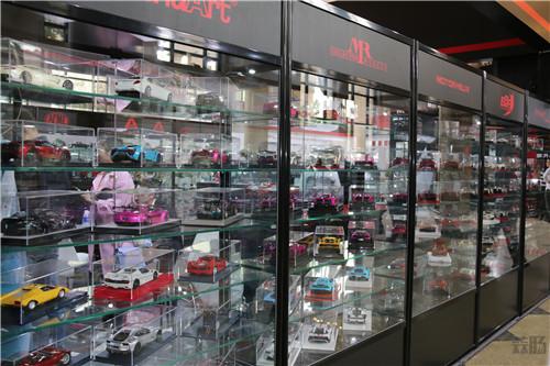 第二十届中国国际模型博览会首日返图 硬派依旧 兵人 军模 合金车模 变形金刚 车模 模玩 模型 第二十届中国国际模型博览会 模玩  第24张