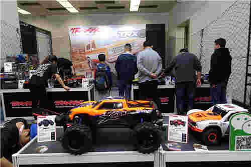 第二十届中国国际模型博览会首日返图 硬派依旧