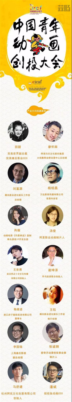 发现动画追梦人,首届中国青年动画创投大会来了! 漫展 第4张