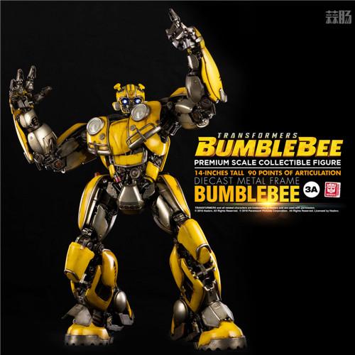 3A公开《变形金刚大黄蜂》14英寸大黄蜂可动模型 变形金刚 第4张