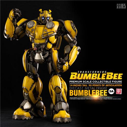 3A公开《变形金刚大黄蜂》14英寸大黄蜂可动模型 变形金刚 第5张