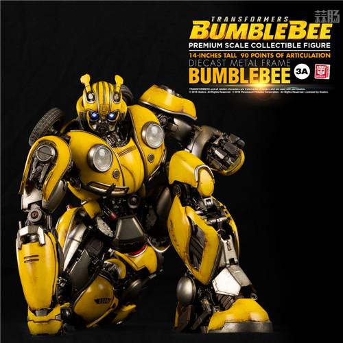 3A公开《变形金刚大黄蜂》14英寸大黄蜂可动模型 变形金刚 第7张