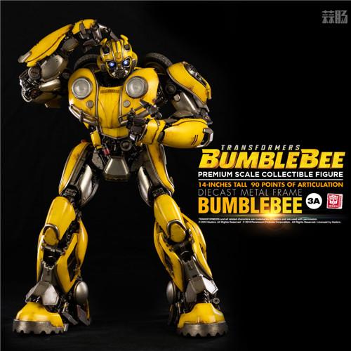 3A公开《变形金刚大黄蜂》14英寸大黄蜂可动模型 变形金刚 第6张