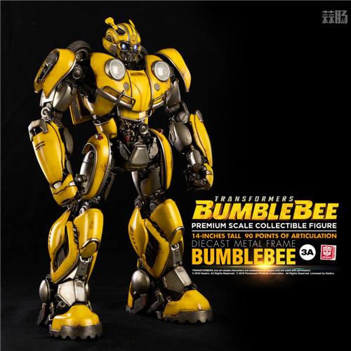 3A公开《变形金刚大黄蜂》14英寸大黄蜂可动模型 变形金刚 第11张