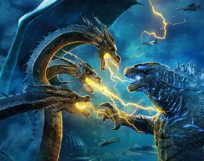 《哥斯拉2:怪兽之王》内地正式定档5月末与北美同步上映