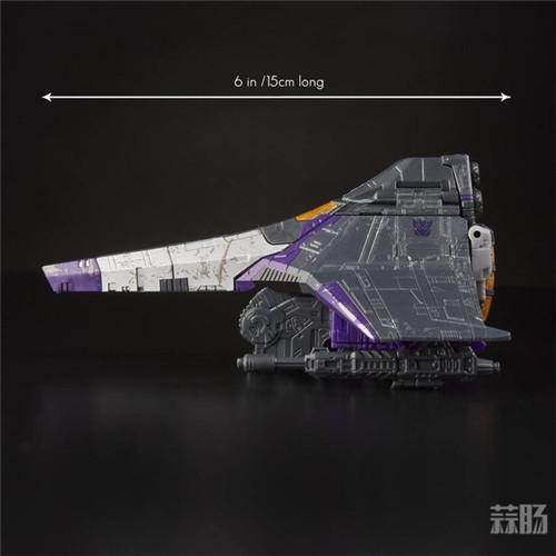 《变形金刚》围城系列玩具G2横炮等多款玩具实物图公开 变形金刚 第7张