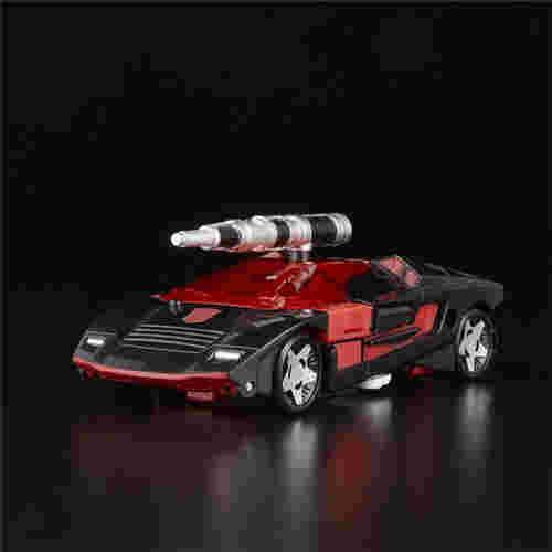 《变形金刚》围城系列玩具G2横炮等多款玩具实物图公开
