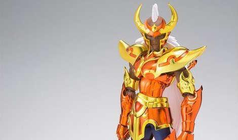 万代南梦宫公开圣衣神话EX海将军克利修纳圣衣造型