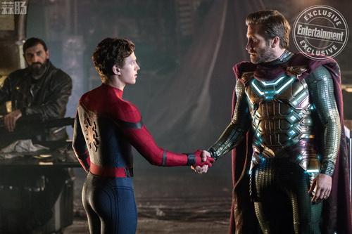《蜘蛛侠:英雄远征》发布新剧照 复联4后最期待的一部剧?