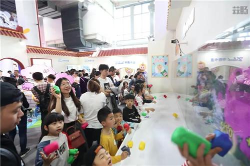 中南卡通 玩转杭州动漫节 国风展台精彩不断 漫展 第7张