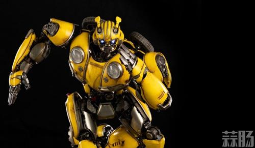 新品预告 3A 14寸 极致比例《变形金刚外传:大黄蜂》